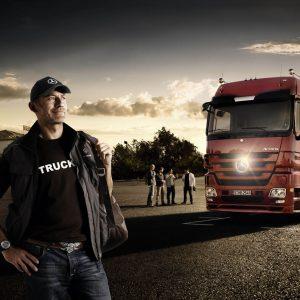 Avantage emploi camionneur