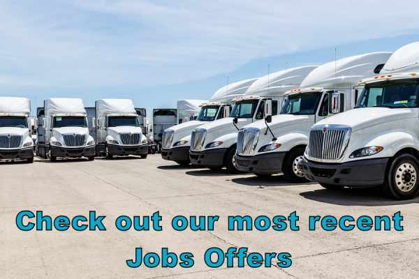 Montreal Truck job offers