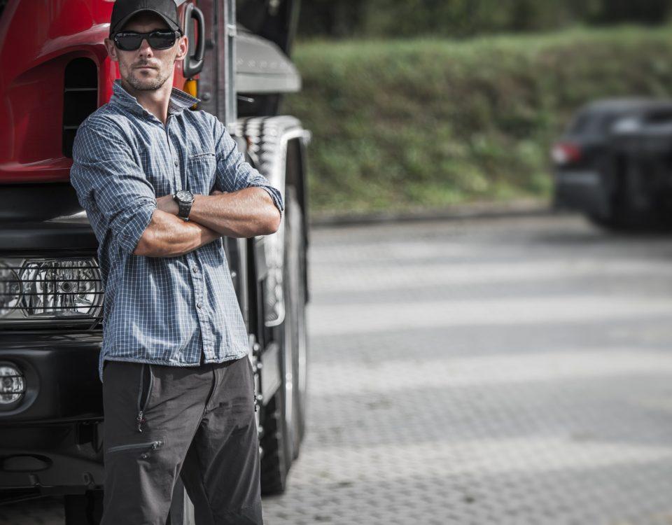 La réputation de l'école de camionnage